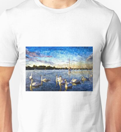 The Swans Unisex T-Shirt
