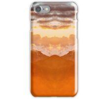 Mountain Mirror iPhone Case/Skin