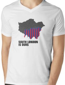 South London is ours CPFC Mens V-Neck T-Shirt