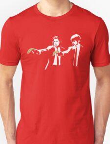 Banksy Pulp Fiction Unisex T-Shirt