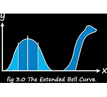 Bell Curve Photographic Print