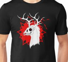 Ribbon Deer Unisex T-Shirt