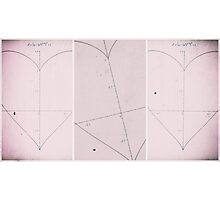 Equation of Love Photographic Print