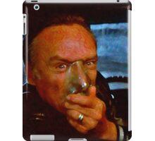 Frank, Blue Velvet  iPad Case/Skin