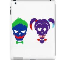 Joker & Harley iPad Case/Skin