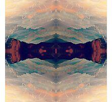 Pastel Earth Photographic Print