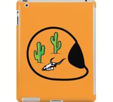 Desert Helmet iPad Case/Skin