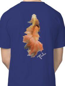 Gold Fish Tee w gray  signature Classic T-Shirt