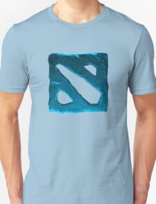 dota 2 bleu color Unisex T-Shirt
