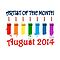 Artist of the month - AUGUST 2014