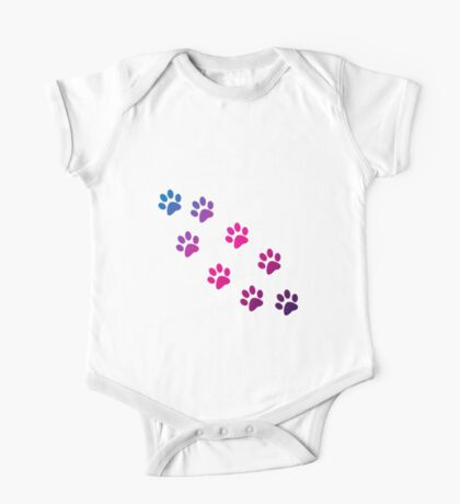 Cat Paws Kids Clothes
