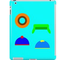 South Park Minimalist iPad Case/Skin