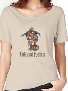 Colonel Forbin Women's Relaxed Fit T-Shirt