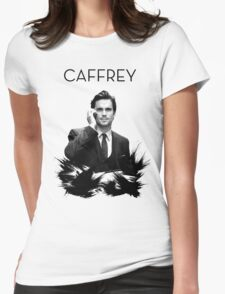 Awesome Series - Caffrey Womens Fitted T-Shirt