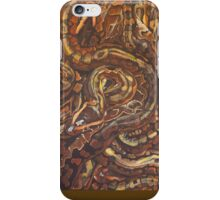 African Rock Pythons iPhone Case/Skin