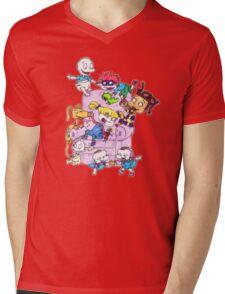 Rugrats! Mens V-Neck T-Shirt