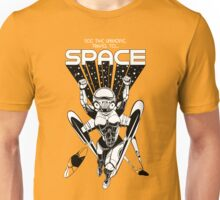 Travel To Space Unisex T-Shirt