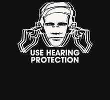 use hearing protection t shirt Unisex T-Shirt