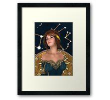 Fairytale Princess Framed Print