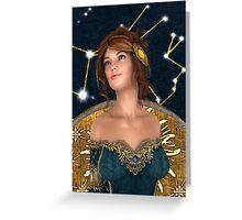 Fairytale Princess Greeting Card