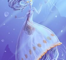Jellyfish Lady by IscaRedspider