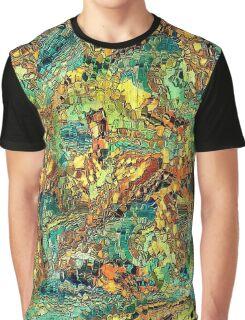 Caribbean Beauty by rafi talby Graphic T-Shirt