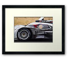 Le Mans Winner 2011 Framed Print