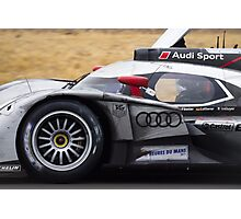 Le Mans Winner 2011 Photographic Print