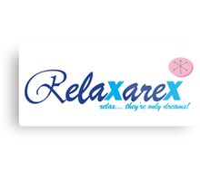 Relaxarex - Transparent Background Metal Print