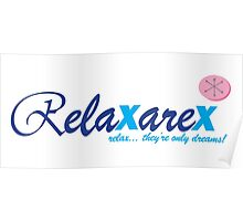 Relaxarex - Transparent Background Poster