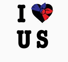 I Love Us Unisex T-Shirt