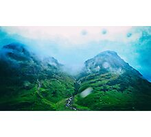 Glen Coe, Highlands Photographic Print