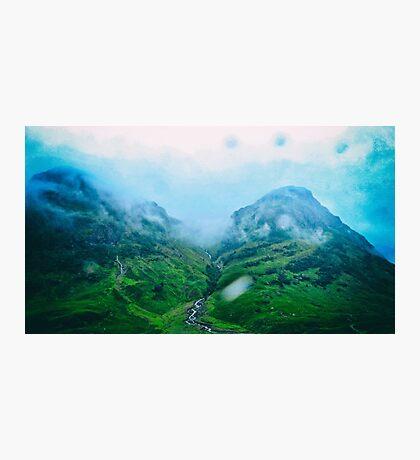 Glen Coe, Highlands Photographic Print