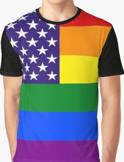 USgAy Graphic T-Shirt