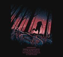 Stranger Things Run Unisex T-Shirt