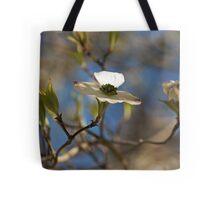 Dogwood Bloom Tote Bag