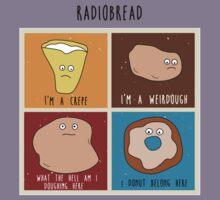 Radiobread Kids Tee
