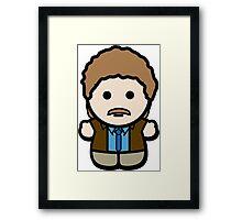 Hello Kurt (Vonnegut) Framed Print