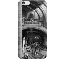 Inside the Natural History Museum iPhone Case/Skin