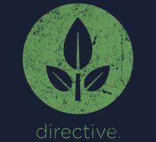 Directive Baby Tee