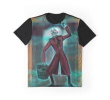 Hat Box Tower of Terror by Topher Adam 2016 Graphic T-Shirt