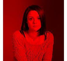 Kathryn Prescott - Celebrity Photographic Print