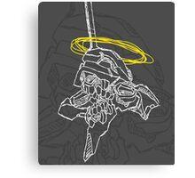 Evangelion Unit-01  Canvas Print