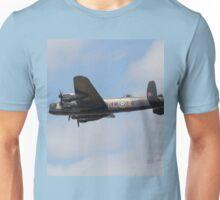 RAF BBMF Lancaster, PA474 AKA THUMPER Unisex T-Shirt