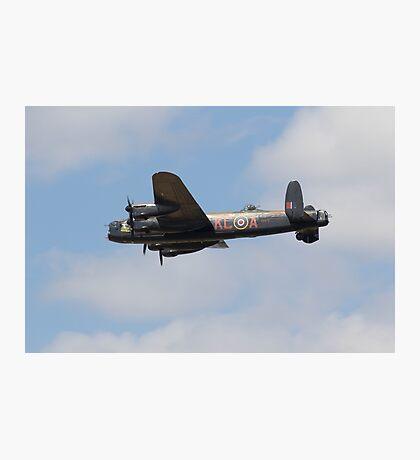 RAF BBMF Lancaster, PA474 AKA THUMPER Photographic Print