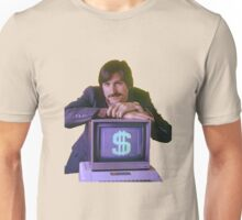 Steve Jobs Money Sign Unisex T-Shirt