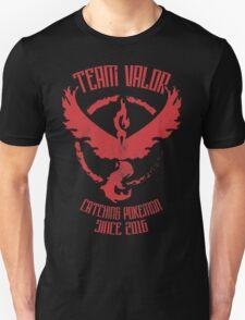 Team Valor - Distressed Unisex T-Shirt