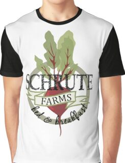 Schrute Farms Bed and Breakfast Graphic T-Shirt