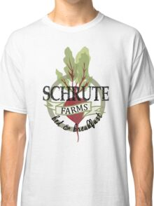 Schrute Farms Bed and Breakfast Classic T-Shirt