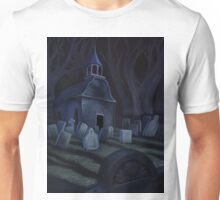 Sleepy Hollow Churchyard Cemetery Unisex T-Shirt